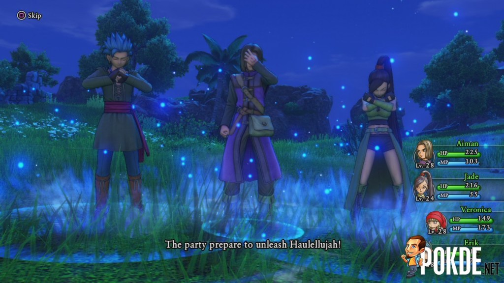 Dragon Quest XI Echoes of an Elusive Age Review