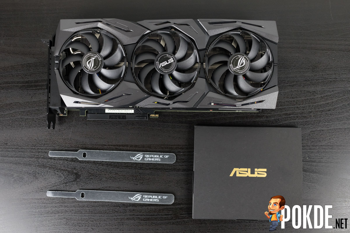 ASUS ROG Strix GeForce RTX 2080 Ti OC Edition 11GB GDDR6 review