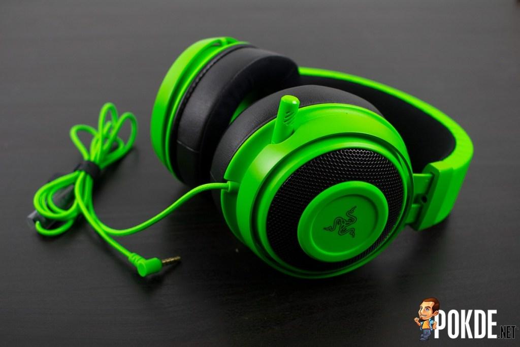 Razer Kraken Tournament Edition Gaming Headset Review – Pokde