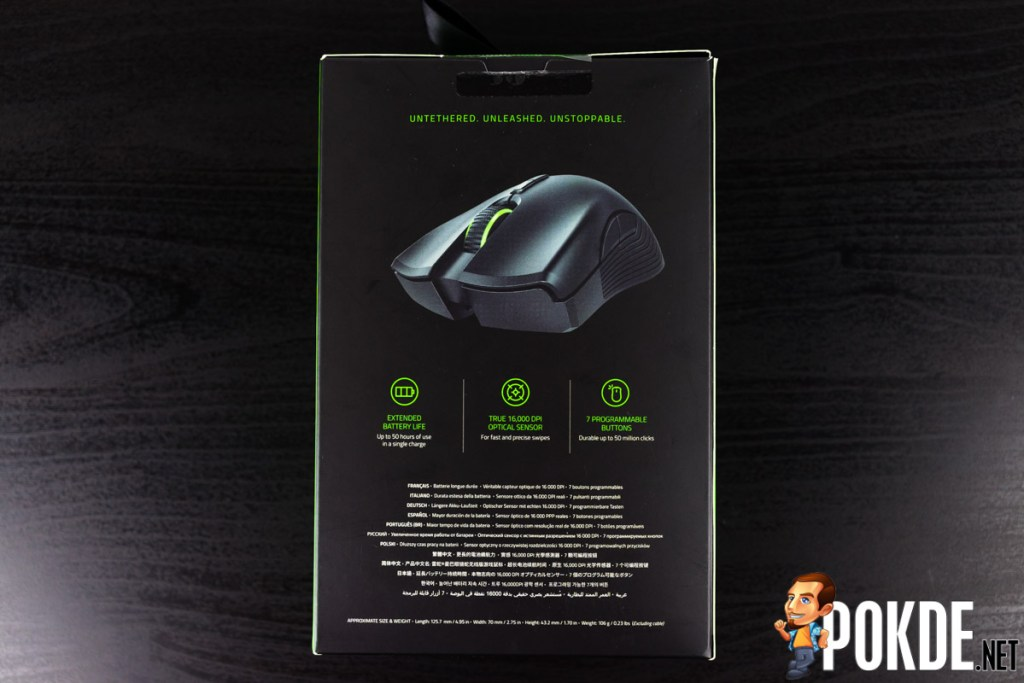 Razer Mamba Wireless (2018) review — lose nothing but wires! 25