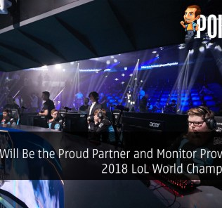 Acer Will Be the Proud Partner and Monitor Provider for 2018 League of Legends World Championship 26