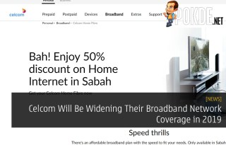 Celcom Will Be Widening Their Broadband Network Coverage in 2019
