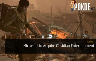 Microsoft to Acquire Obsidian Entertainment