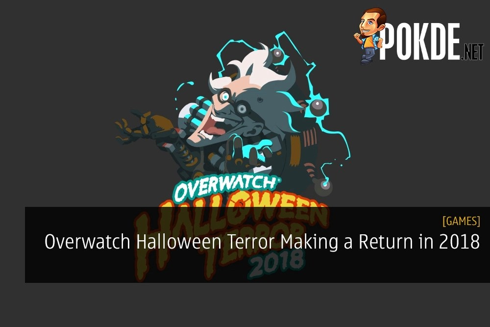 Overwatch Halloween Terror Making a Return in 2018