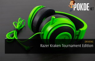 Razer Kraken Tournament Edition Gaming Headset Review