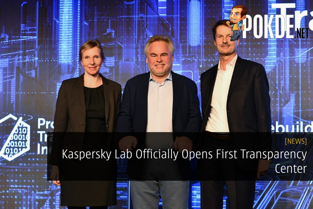 Kaspersky Lab Officially Opens First Transparency Center 22