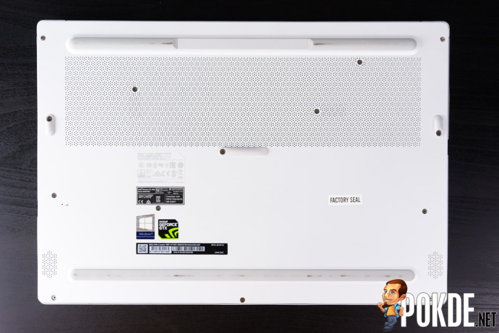 MSI Prestige P65 Creator review — the ultimate package