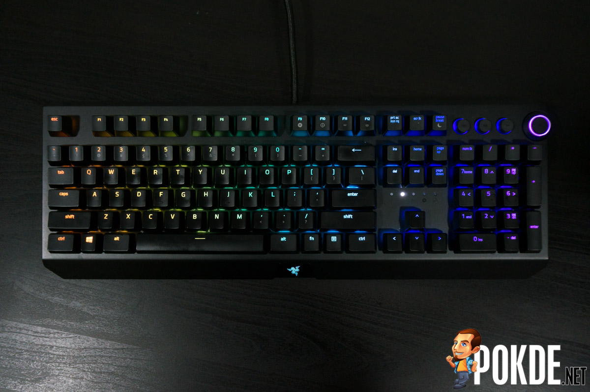 Razer BlackWidow Elite Tournament-Grade Mechanical Keyboard Review
