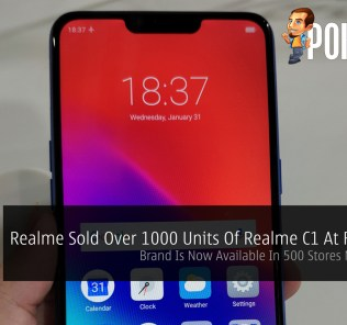 Realme Sold Over 1000 Units Of Realme C1 At First Sale — Brand Is Now Available In 500 Stores Nationwide 21