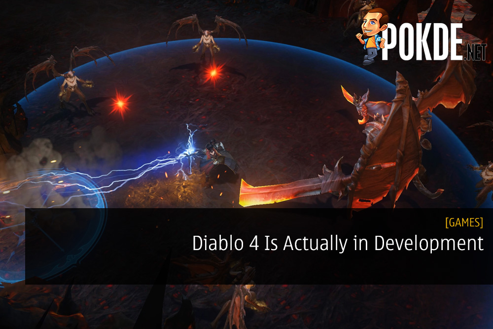 Diablo 4 Is Actually in Development and It May Have Been Cut From BlizzCon 2018