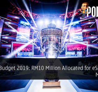 Budget 2019: RM10 Million Allocated for eSports in Malaysia