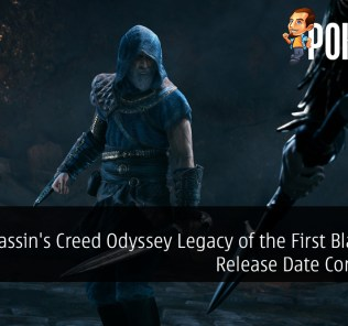 Assassin's Creed Odyssey Legacy of the First Blade DLC Release Date Confirmed 20