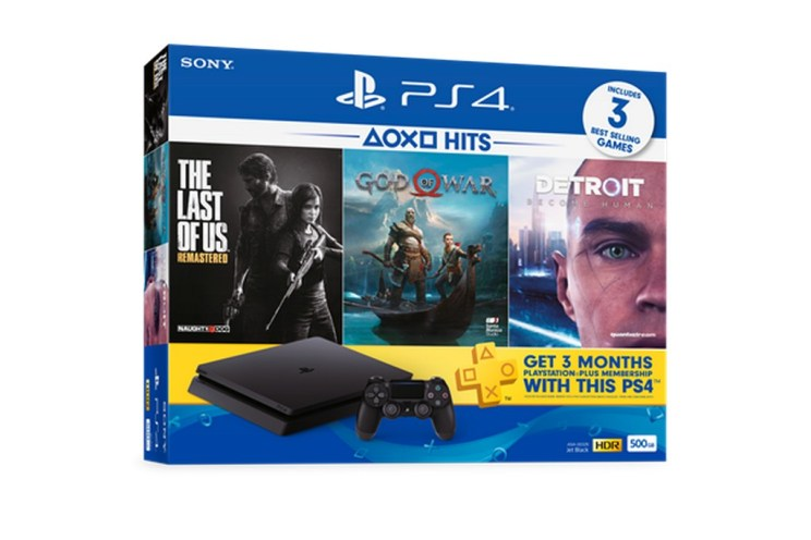 New PS4 Bundle Packs Coming to Malaysia