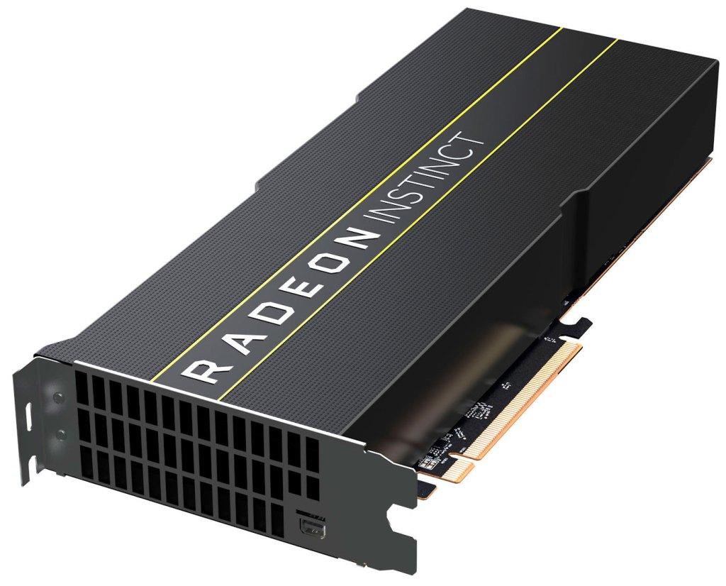 AMD Radeon Instinct MI60 and MI50: World's First 7nm GPU