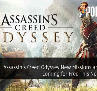 Assassin's Creed Odyssey New Missions and More Coming for Free This November 18