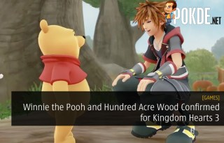 Winnie the Pooh and Hundred Acre Wood Confirmed for Kingdom Hearts 3