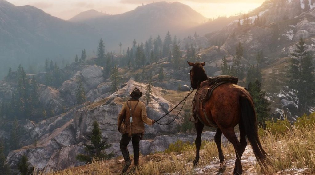 Red Dead Redemption 2 May Be Coming to PC
