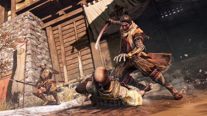 New Sekiro: Shadows Die Twice Update Brings Fixes and Improvements 22