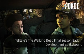 Telltale's The Walking Dead Final Season Back in Development at Skybound Entertainment