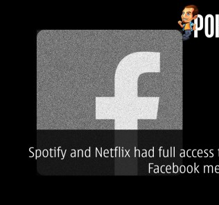 Spotify and Netflix had access to your Facebook messages 23