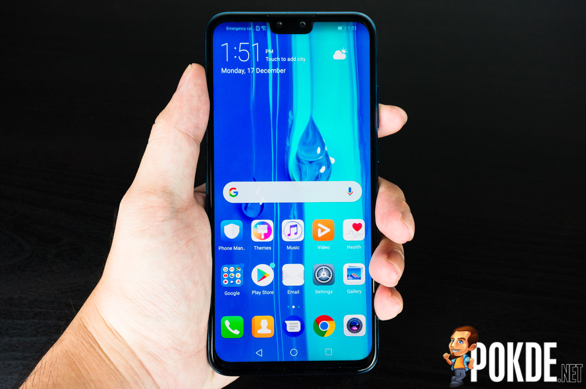 HUAWEI Y9 (2019) review — can HUAWEI do bang-for-buck too? – Pokde