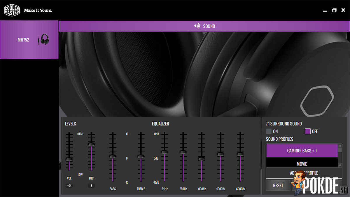 Cooler Master MH752 and MH751 gaming headset review — spoilt for