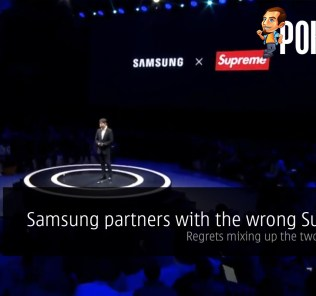 Samsung partners with the wrong Supreme — regrets mixing up the two Supremes 24