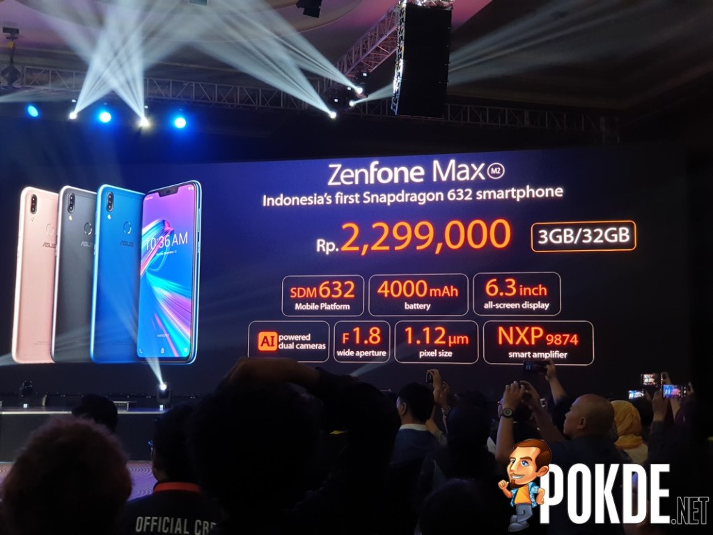 ASUS ZenFone Max M2 announced - Entry-point barrier destructed! 27