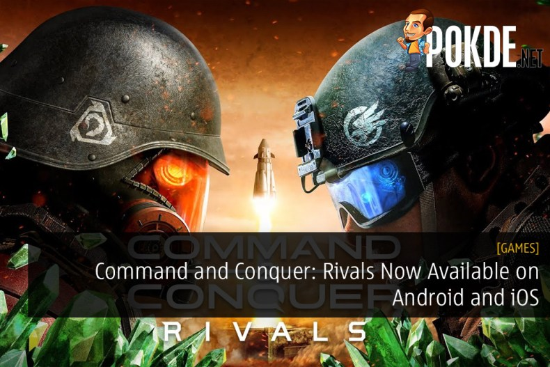 Command and Conquer: Rivals Now Available on Android and iOS