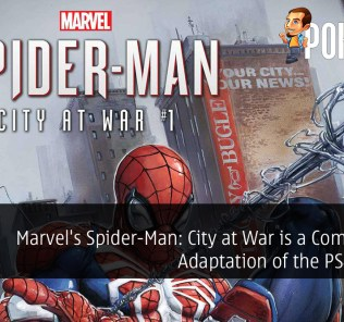Marvel's Spider-Man: City at War is a Comic Book Adaptation of the PS4 Game