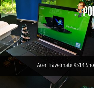 Acer Travelmate X514 Showcased - Thin and Powerful Laptop for Professionals