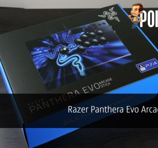 Unboxing the Razer Panthera Evo Arcade Stick