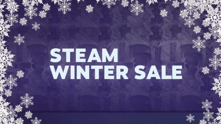 Steam Winter Sale 2018 Date Confirmed