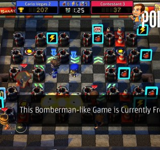 This Bomberman-like Game is Currently Free for PC Gamers: Blast Zone Tournament