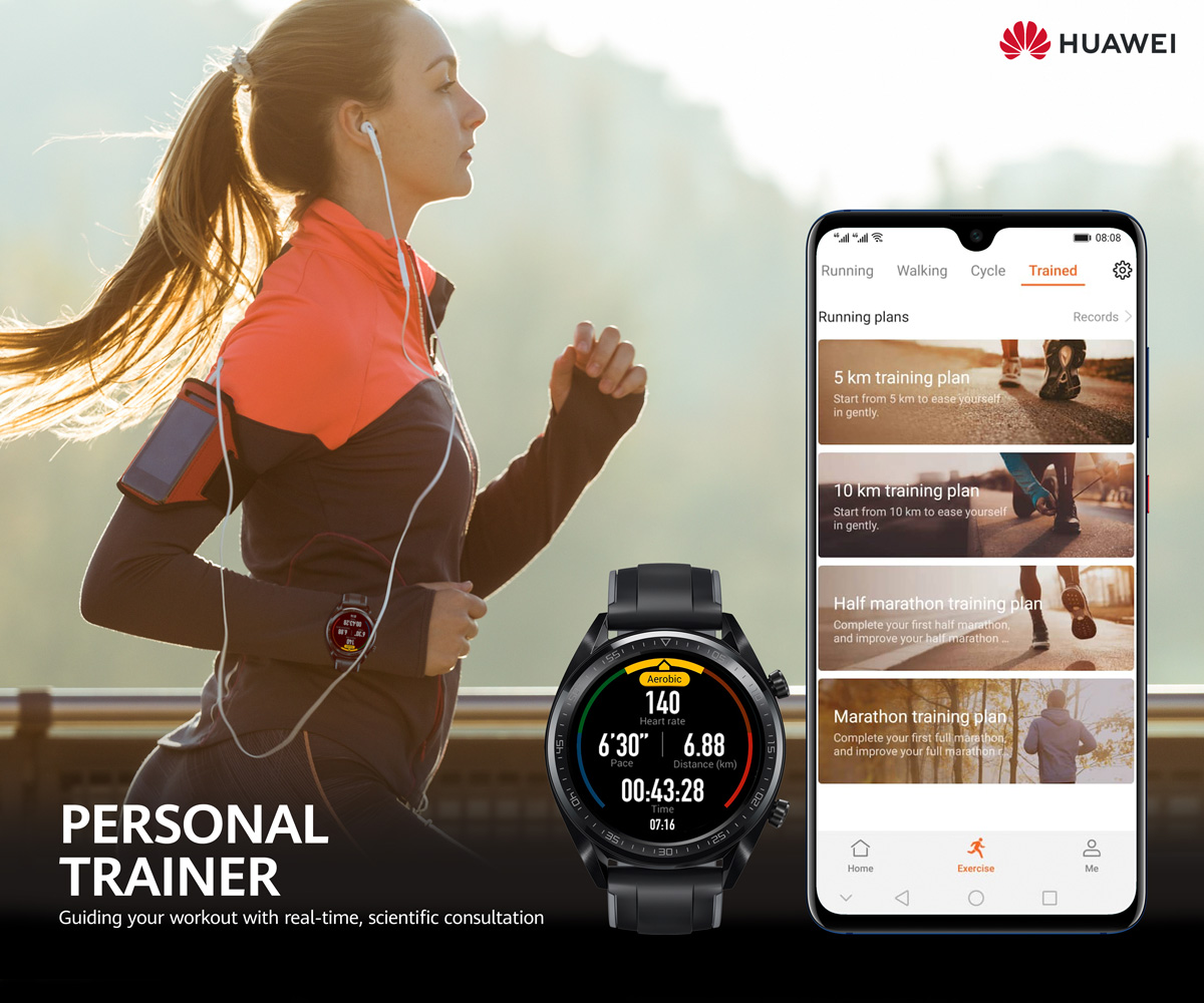 HUAWEI Offering Health Treasures Pack For RM3588 – Pokde