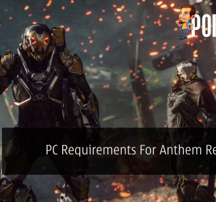 PC Requirements For Anthem Revealed 28