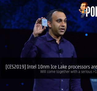 [CES2019] Intel 10nm Ice Lake processors are coming — will come together with a serious >1TFLOP GPU! 28