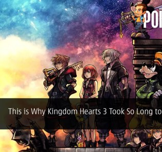 This is Why Kingdom Hearts 3 Took So Long to Develop