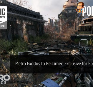 Metro Exodus to Be Timed Exclusive for Epic Games Store