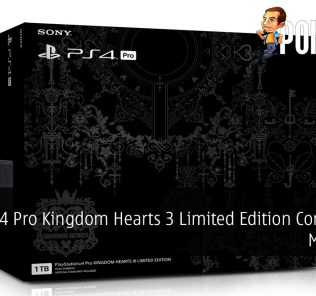 PS4 Pro Kingdom Hearts 3 Limited Edition Coming to Malaysia