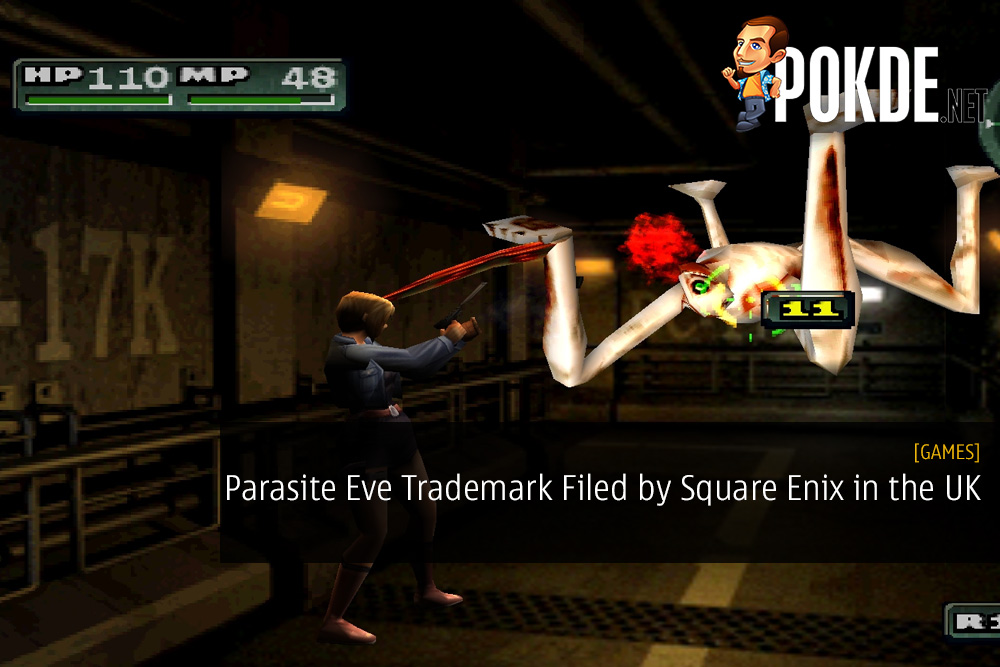 Parasite Eve Trademark Filed by Square Enix in the UK