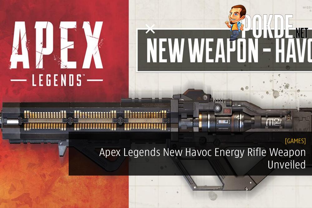 Apex Legends New Havoc Energy Rifle Weapon Unveiled