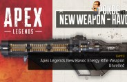 Apex Legends New Havoc Energy Rifle Weapon Unveiled