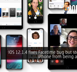 iOS 12.1.4 fixes Facetime bug but stops the iPhone from being a phone 31