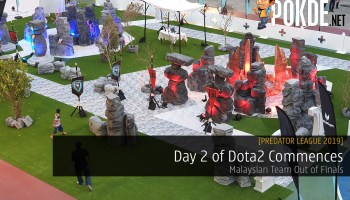 Predator League 2019] Day 1 of Dota 2 Initiates with First