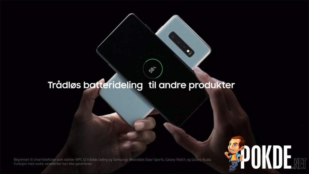 Samsung Galaxy S10+ leaked in its entirety by TV ad — hope you like the Infinity-O display! 31
