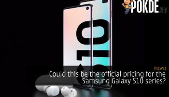 Get the Samsung Galaxy S10 this 8th March 2019 at the Galaxy