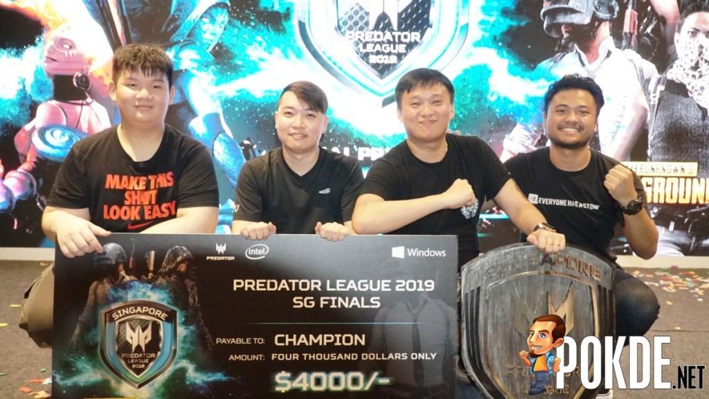 [Predator League 2019] Dota2 and PUBG Game Rules, Scoring Matrix and Team Members 39