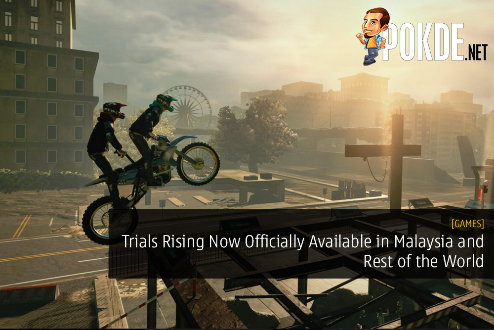Trials Rising Now Officially Available in Malaysia and Rest of the World