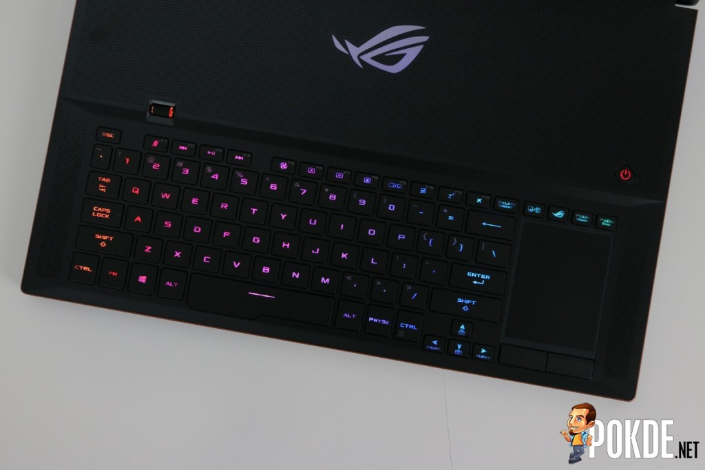 ASUS ROG Zephyrus S GX701 Review - RTX 2080 Max-Q Is A Good Step